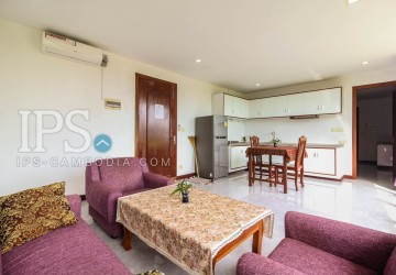 1 Modern Bedroom Apartment For Rent - Slor Kram, Siem Reap thumbnail