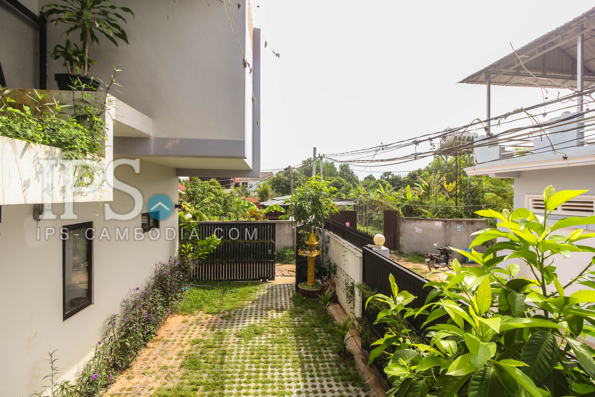 1 Modern Bedroom Apartment For Rent - Slor Kram, Siem Reap