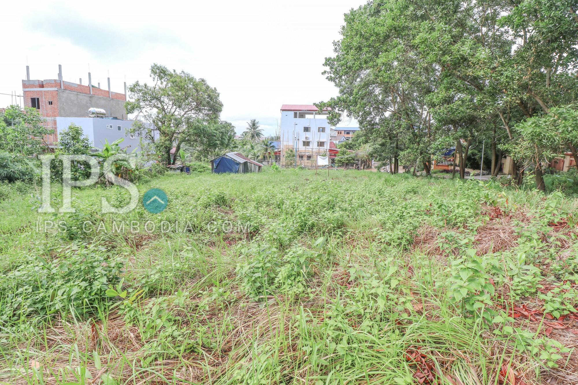 Land Property for Sale - Mittapheap, Sihanoukville