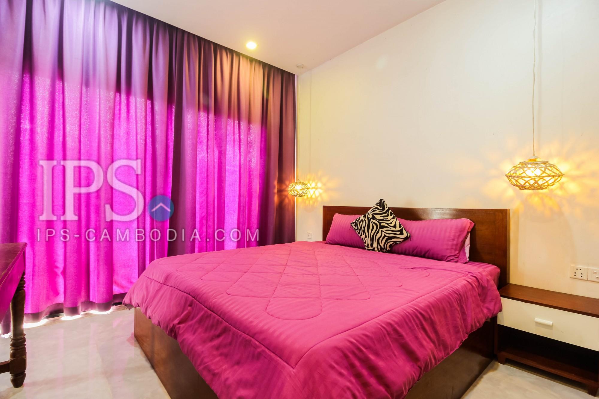 2 Bedrooms Apartment  For Rent - Slor Kram, Siem Reap