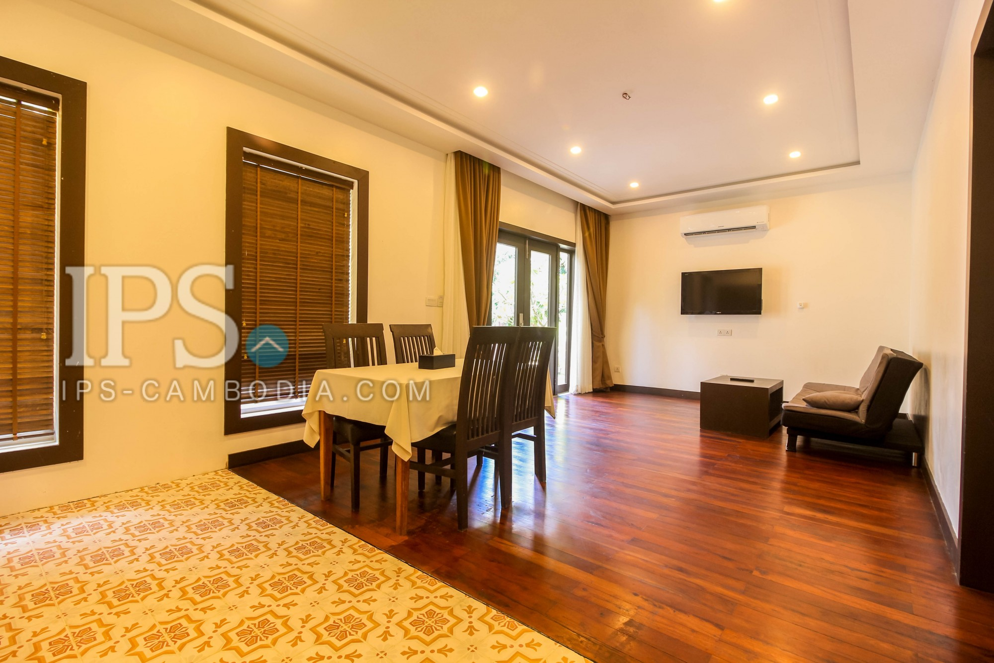1 Bedroom Apartment For Rent - Kouk Chak, Siem Reap