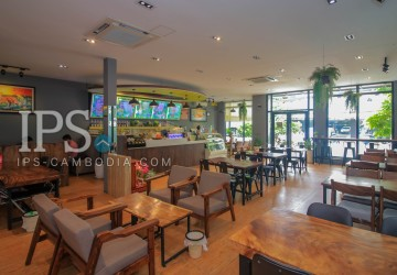 Coffee Shop Business for Sale - Phnom Penh Thmey