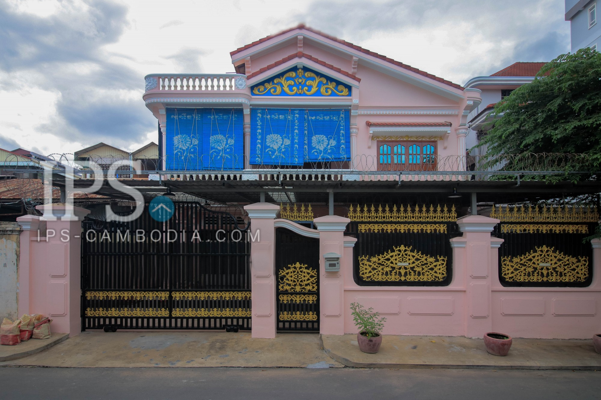 7 Bedroom Villa For Rent - Toul Tum Poung(Russian Market)