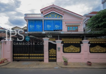 7 Bedroom Villa For Rent - Toul Tum Poung(Russian Market) thumbnail