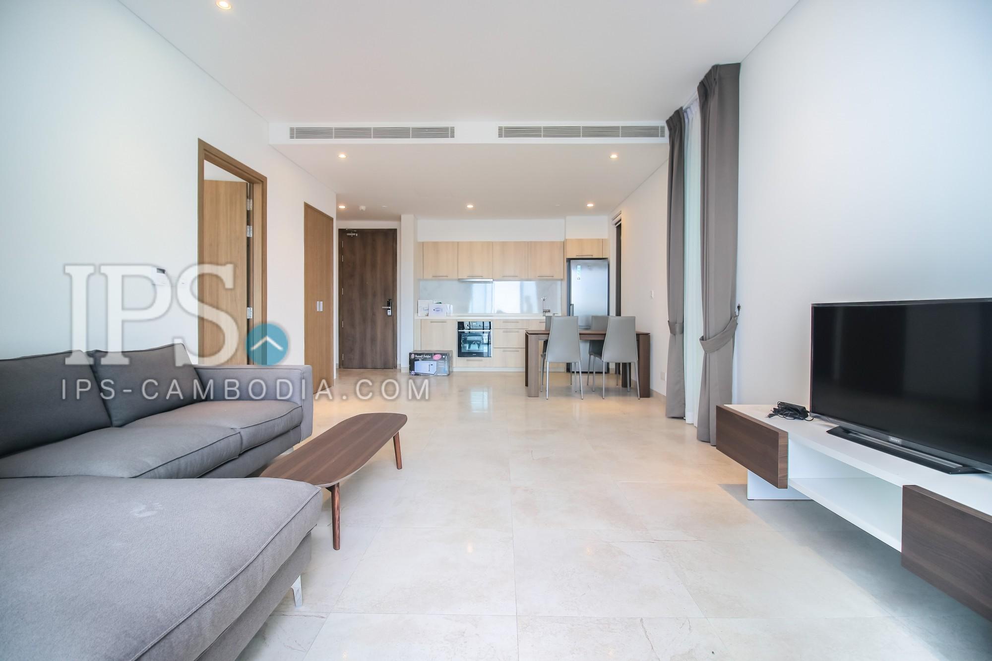 8th Floor Condo for  Sale - Tonle Bassac