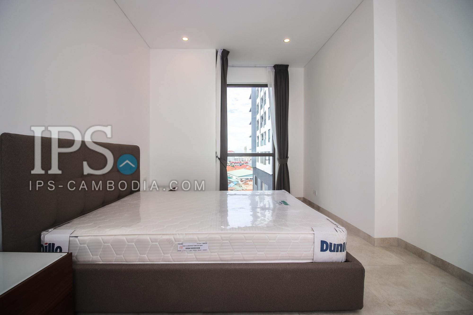 1 Bedroom Apartment for Rent - Tonle Bassac