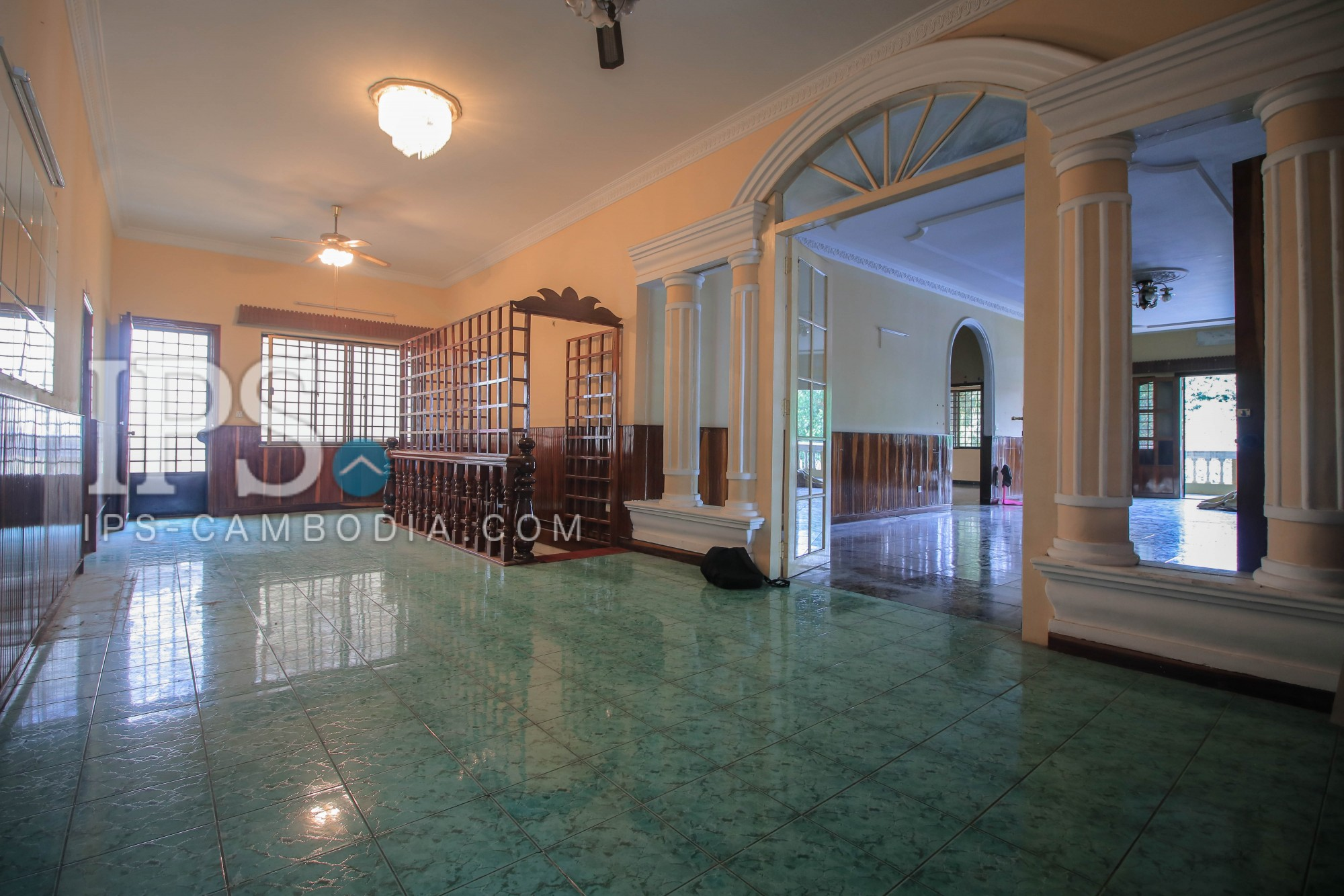 Villa For Rent - Boeung Keng Kang 1, Phnom Penh