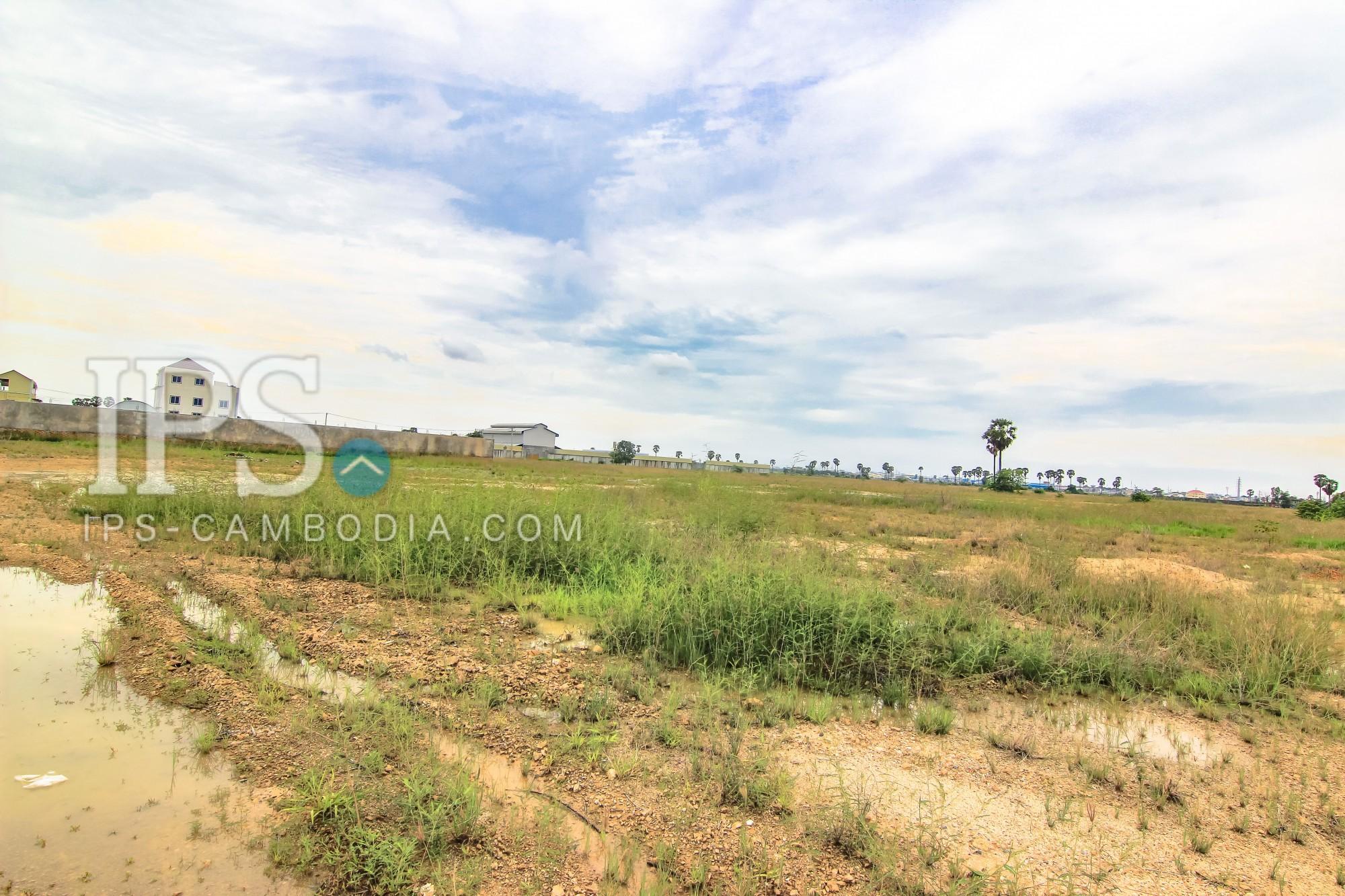 63,340 Sqm Commercial Land for Sale - Prey Sa road, Phnom Penh