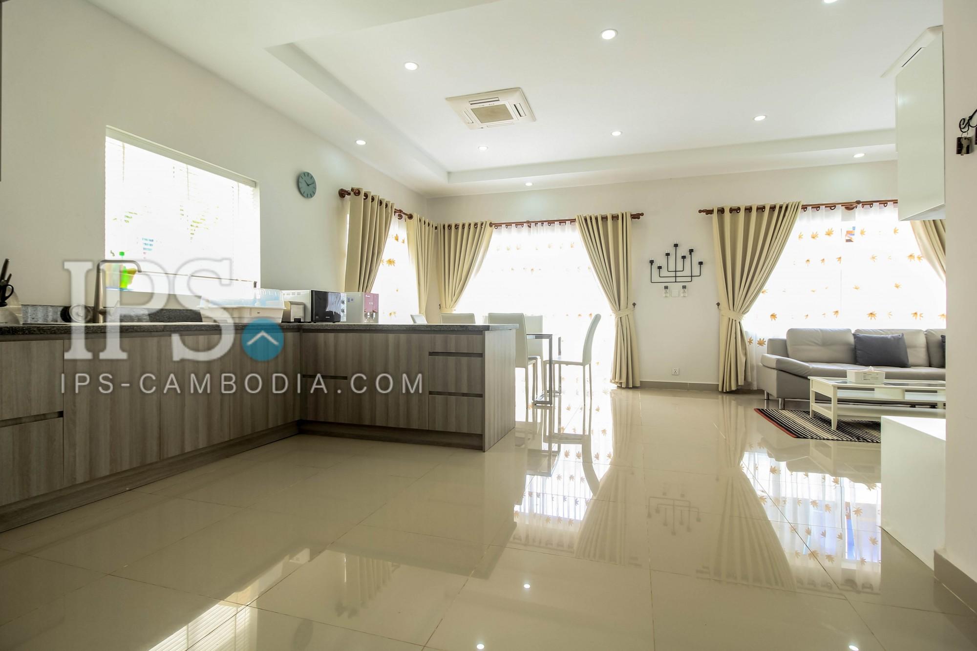 3 Bedroom Modern Villa  For Sale - Sra Ngae, Siem Reap