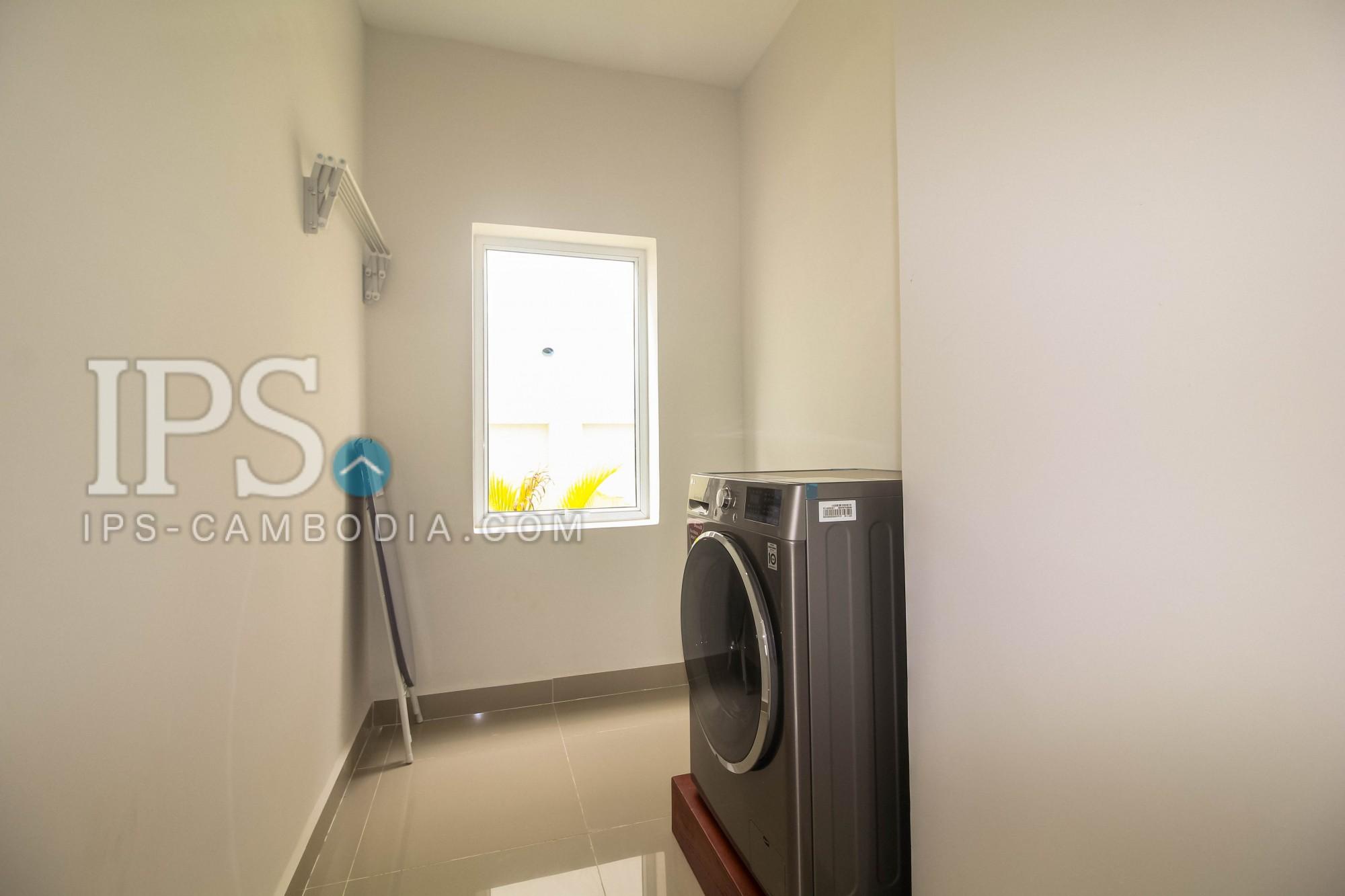 3 Bedrooms Villa  For Rent - Sra Ngae, Siem Reap