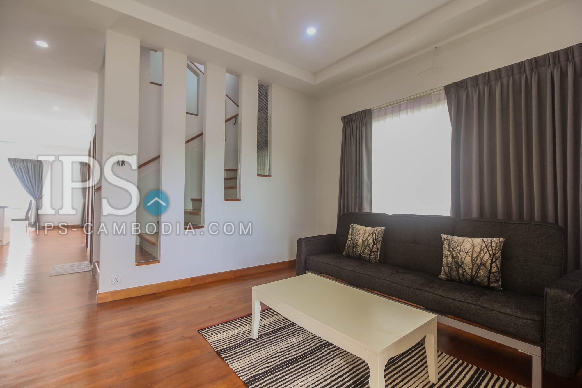 3 Bedroom  Villa For Rent - Sra Ngae, Siem Reap