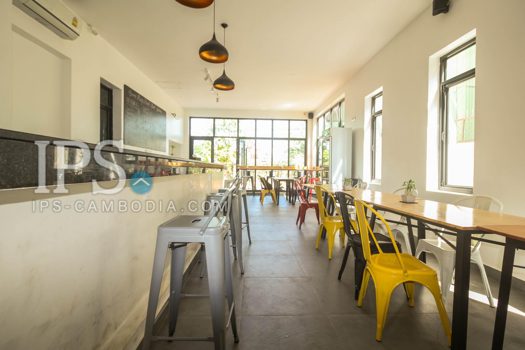 Hostel For Rent - River side, Siem Reap