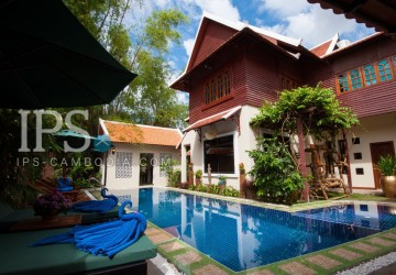 Siem Reap Boutique Hotel For Rent thumbnail