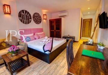 Siem Reap Boutique Hotel For Rent thumbnail