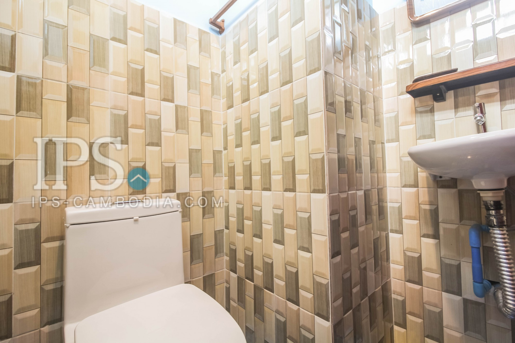 Brand New House 3 Bedrooms  For Rent - Sala Kamreuk, Siem Reap