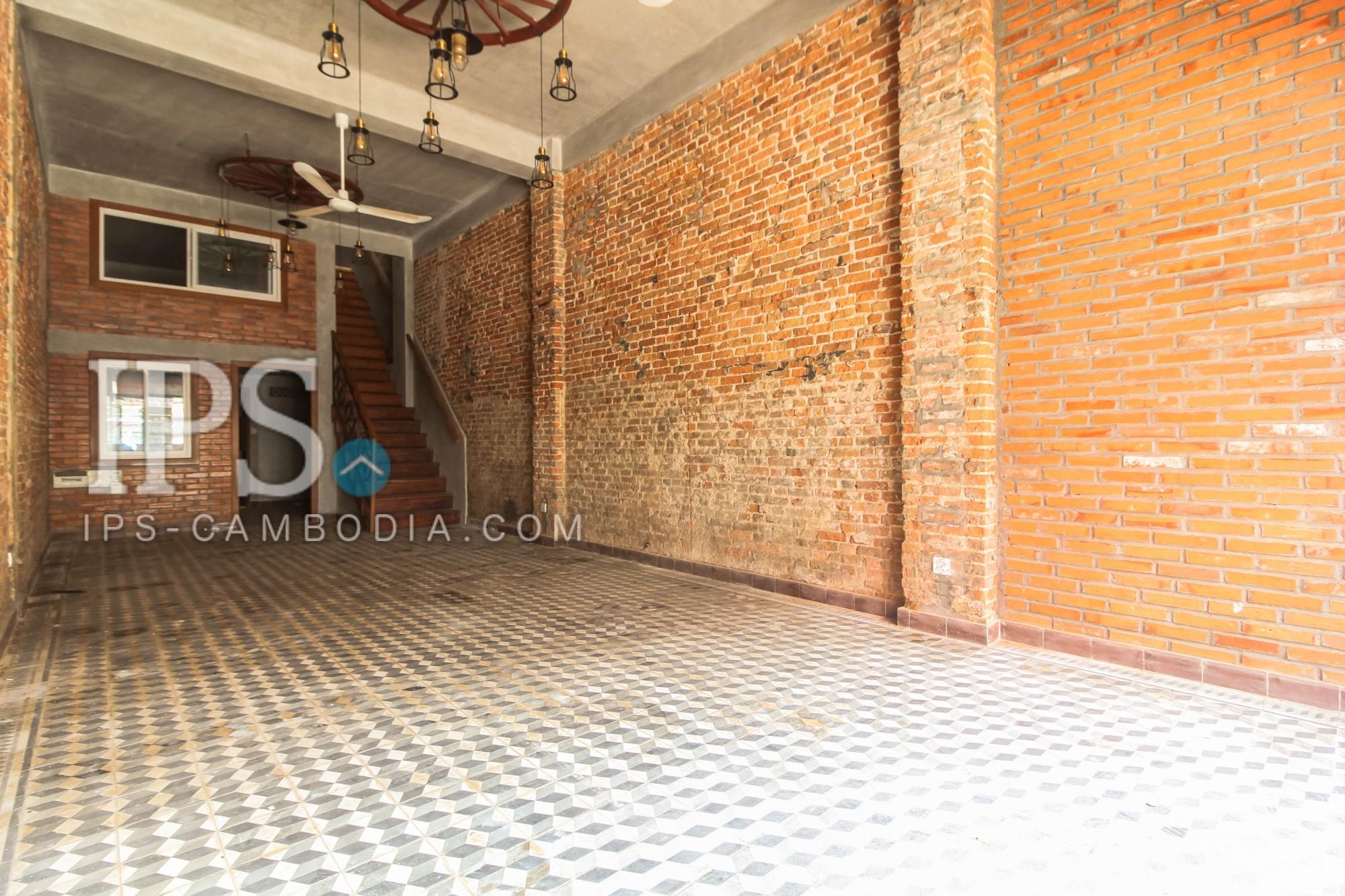 Retail Space For Rent - Old Market / Pub Street, Siem Reap