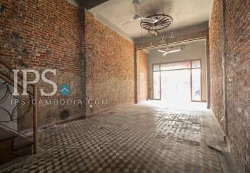 Retail Space For Rent - Old Market / Pub Street, Siem Reap thumbnail
