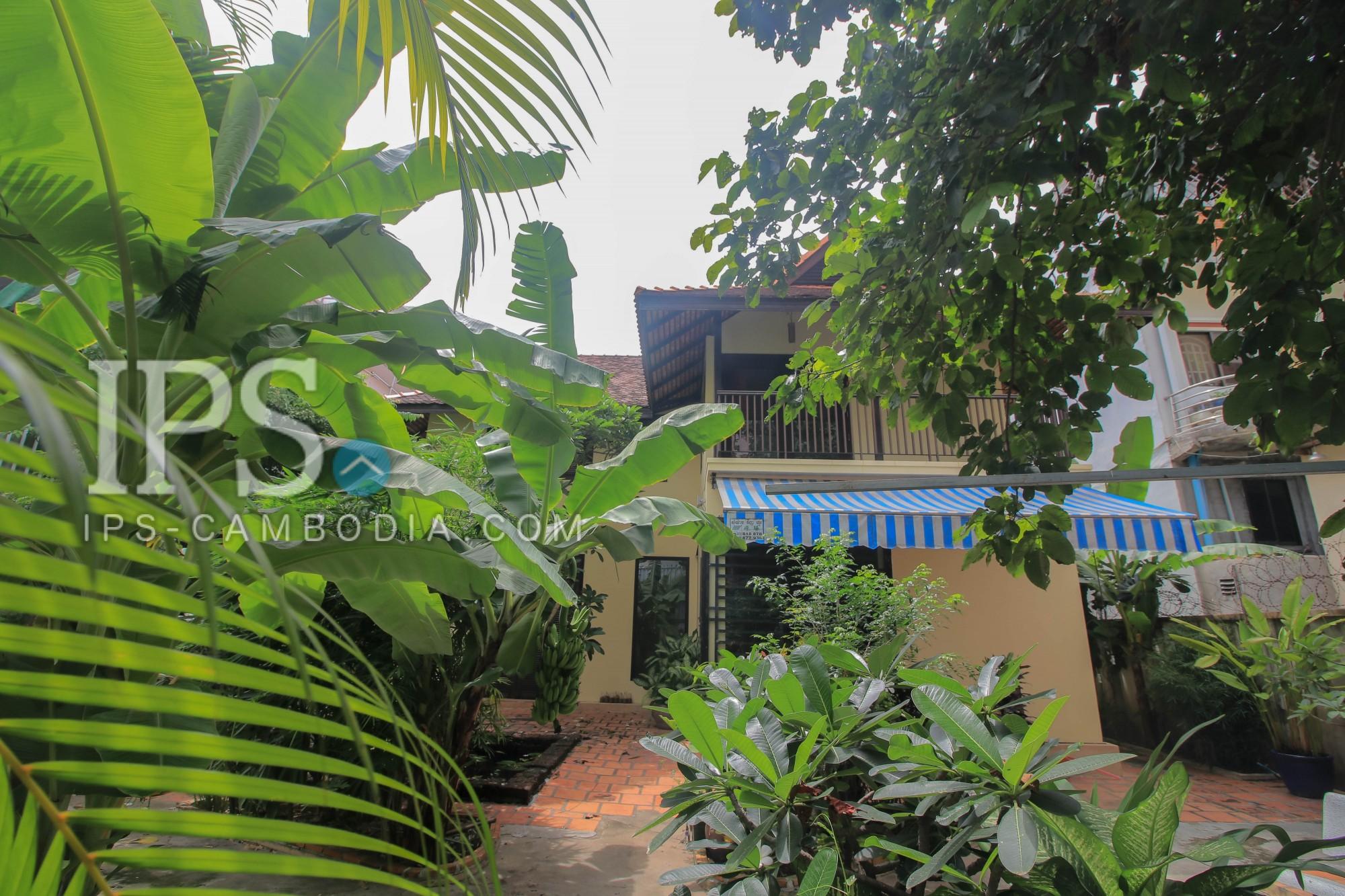 4 Bedrooms Villa  For Rent - Boeung Tumpun, Phnom Penh