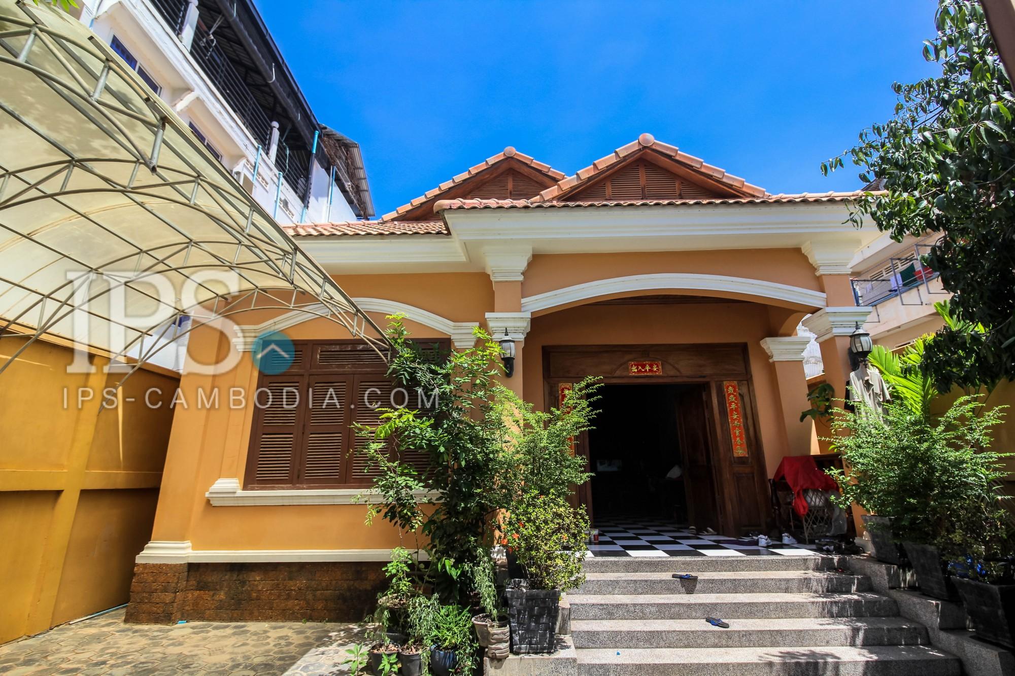 2 Bedroom Villa For Rent - Night Market Area, Siem Reap