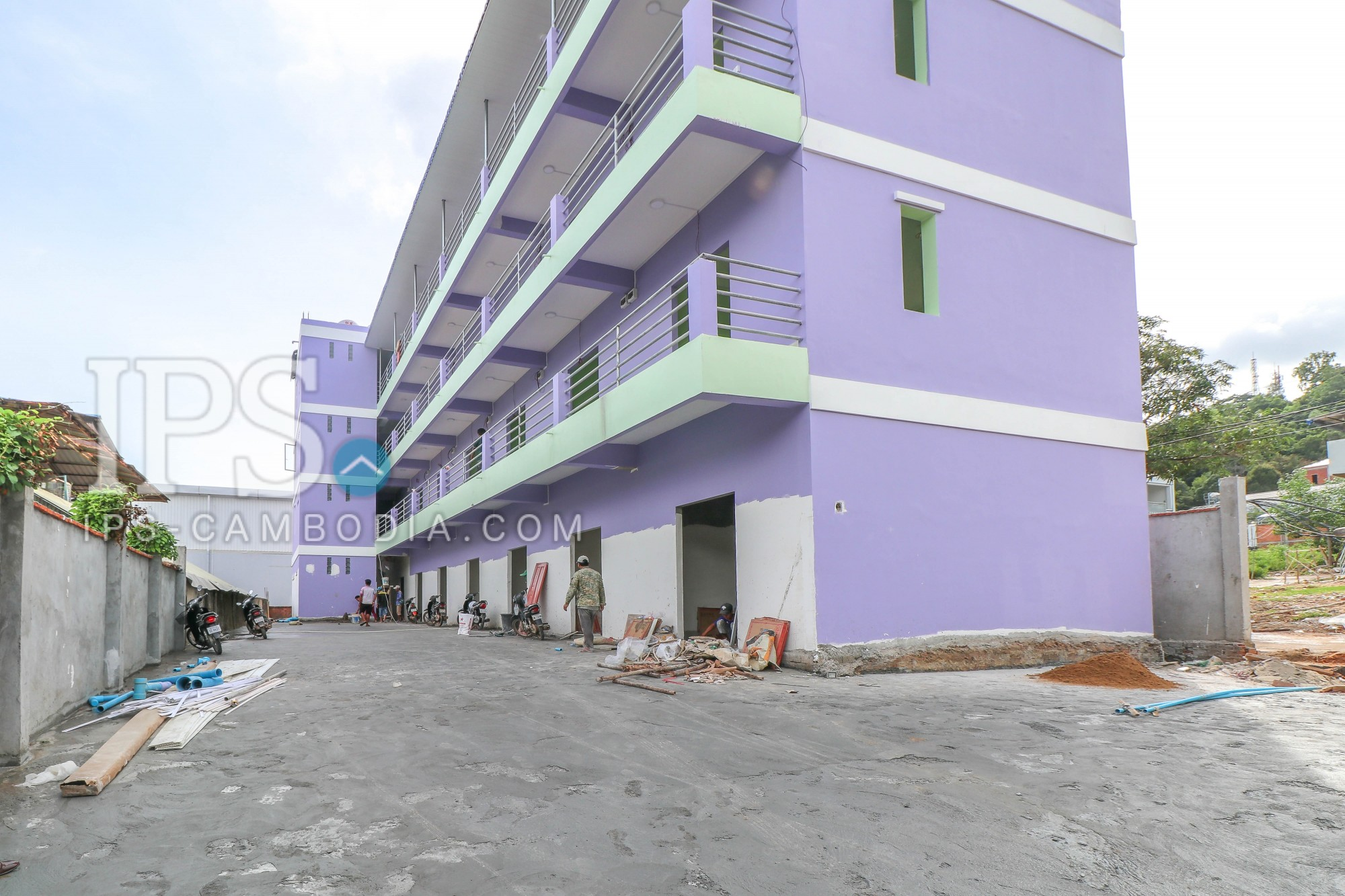 35 Bedrooms Building For Rent - Sihanoukville City