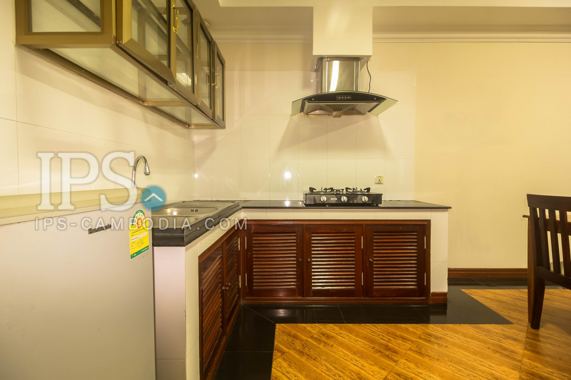 1 Bedroom Apartment For Rent - Sra Ngae, Siem Reap