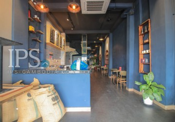 Commercial Space For Rent - Phsar Kandal 1, Phnom Penh