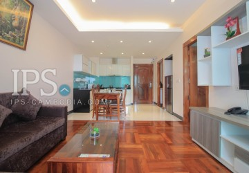 1 Bedroom Serviced Apartment for Rent - BKK1, Phnom Penh