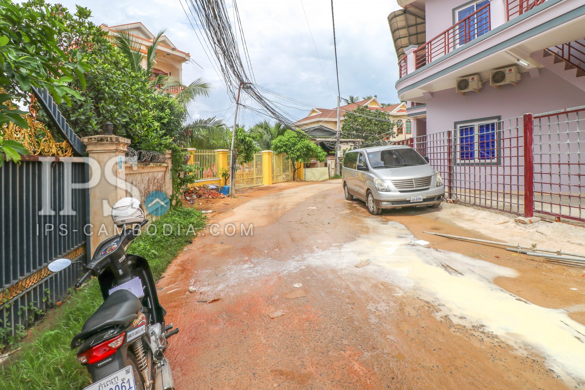 3 Bedrooms House For Rent - Sangkat Bei, Sihanoukville