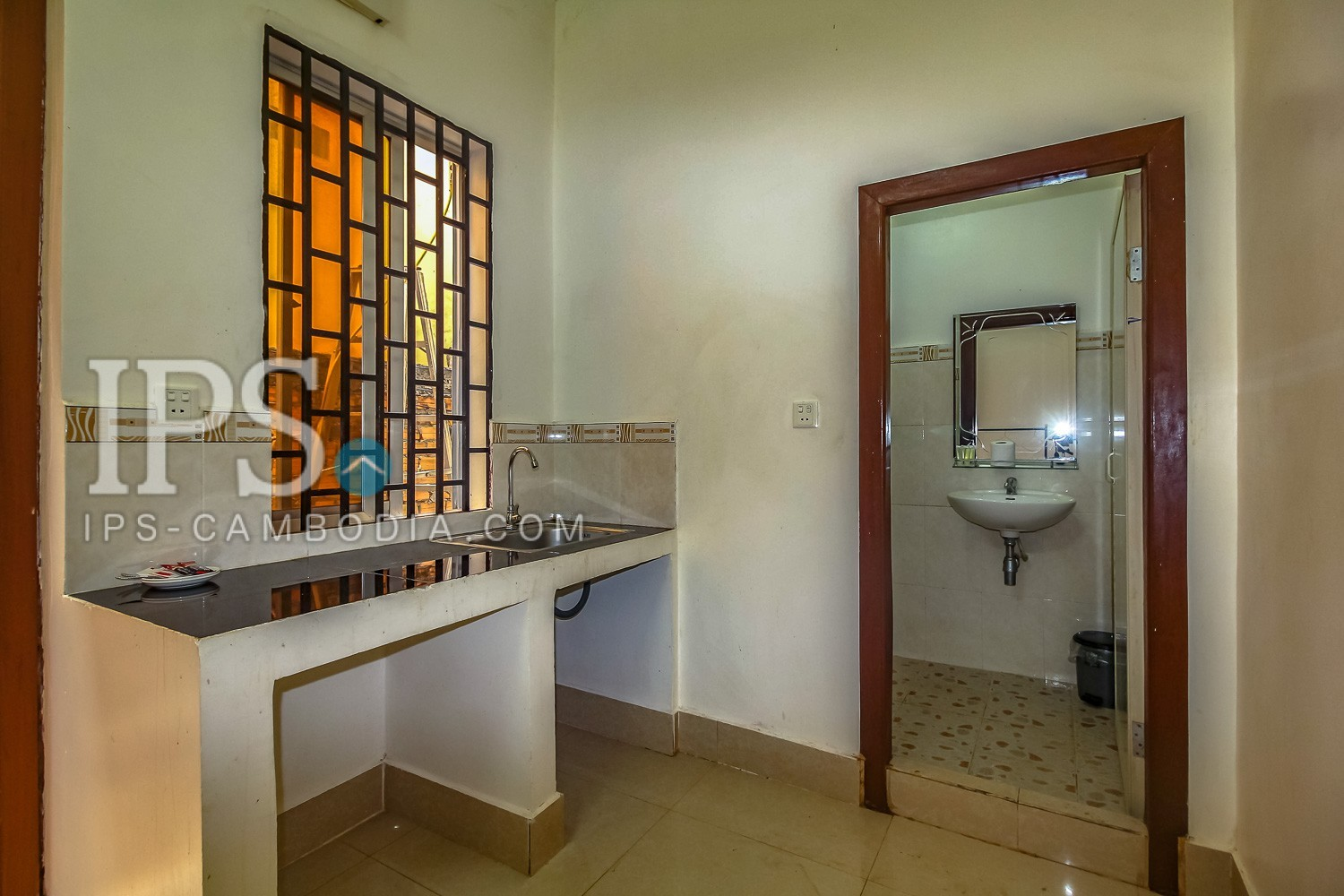 Studio Apartment For Rent - Sala Kamreuk, Siem Reap