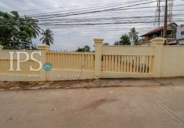 1540 sqm Land For Sale - Sihanoukville Port Area