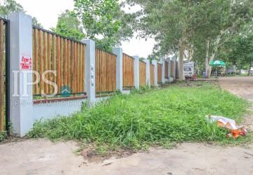 1200sqm Land For Rent - Sihanoukville Near Independent