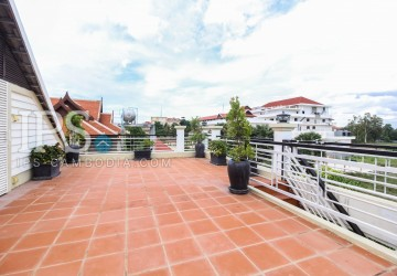 14 Rooms Commercial Building For Rent - Sra Ngae, Siem Reap thumbnail