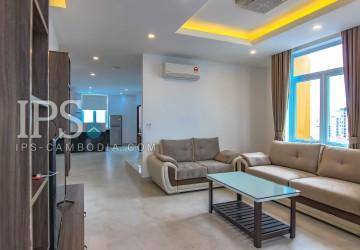 4 Bedrooms Duplex Penthouse Apartment for Rent - Toul Tumpong, Phnom Penh