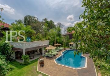 23 Potentials  Bedroom Hotel For Rent - Siem Reap