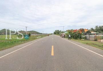 100,000sqm Land For Sale Kompot Province