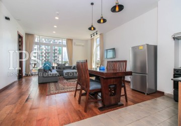 1 Bedroom Apartment For Rent - BKK1, Phnom Penh