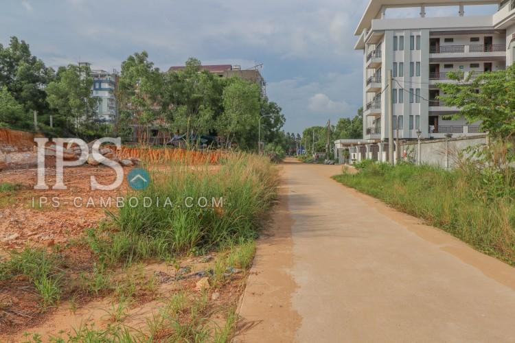 1,530sqm Land For Rent - Ekreach, Sihanoukville
