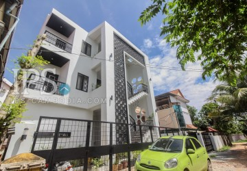 Apartment 3 Units With 5 Bedrooms  For Rent - Night Market Area, Siem Reap