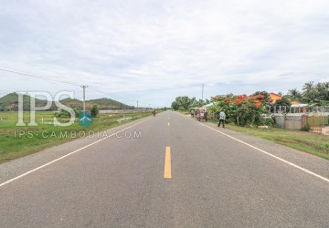 30,000 Sqm Land For Sale - Near Kampong Trach, Kampot