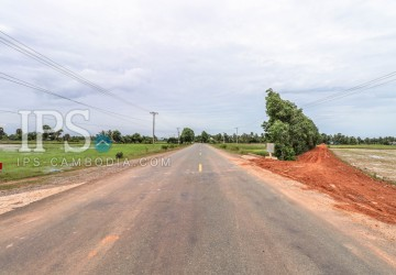 3 Hectares land For Sale - Kampot Province