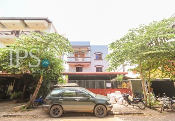 Commercial Space for Rent - Wat Damnak,Siem Reap