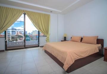 1 Bedroom Apartment for Rent - Phsar Doeum Thkov