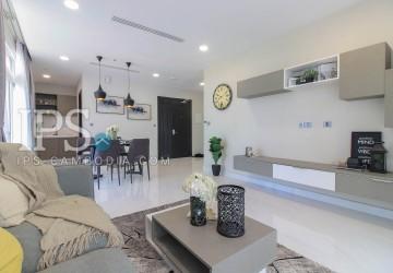1 Bedroom Serviced Apartment  For Rent - BKK2, Phnom Penh
