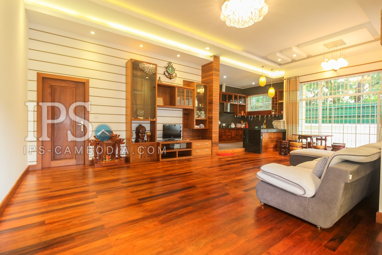 3 Bedroom Modern Villa  For Rent - Svay Dangkum, Siem Reap