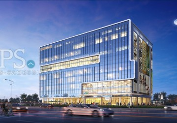 Commercial Office Space For Rent - Diamond Island Area, Phnom Penh