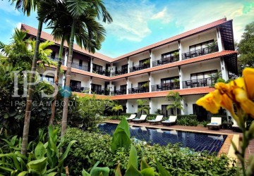 21-Room Boutique Hotel For Rent - Sala Kamreuk, Siem Reap