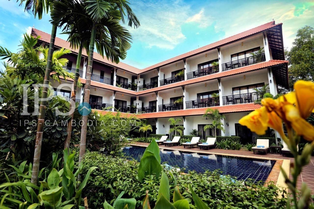 21-Room Boutique Hotel For Rent - Sala Kamreuk, Siem Reap