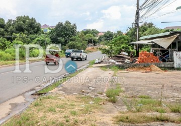 1,600 Land For Rent - Sihanoukville