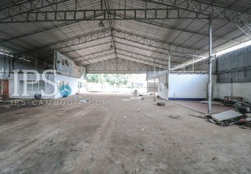 960 sqm land for rent in Ekreach, Sihanoukville