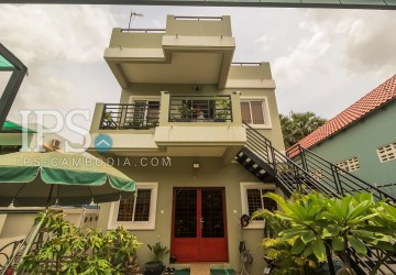 4 Bedrooms House For Sale - Sala Kamreuk, Siem Reap